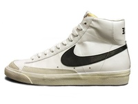 Nike; vintage, retro, and new releases.