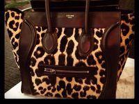 Handbags.