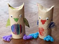 Arts crafts and fun for the little ones