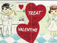 1000 Images About Vintage Valentine Cards Science
