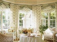 Window Treatment & Curtain Ideas