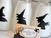 Halloween crafts, food, & activities