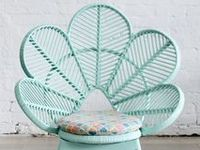 home wares for the urban dweller; Thinking about small spaces and clever uses; for the thrifter and recycler new uses for old things and inspiration for comfortable design