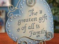 Families are forever!