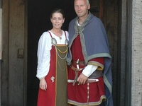 Love Norway....Viking Dress