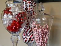 Candy Canes & Peppermint Sticks
