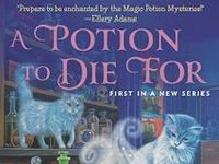 Potion Shop Mystery Series by Heather Blake