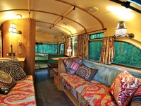 Cool RV & Camper Interiors