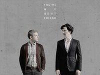 The BBC series 'Sherlock': short seasons, agonizingly long waits, totally worth it.