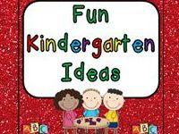 Fun Kindergarten Ideas