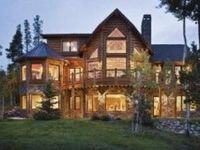 Dream (Rustic) Home & Decor Ideas