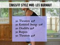 Workouts and images devoted to CrossFit