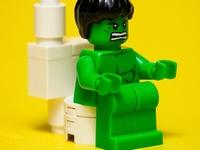 Leggo of my Lego!