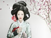 Korea: Hanbok and Accessories