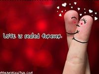 Happy Fingers / 12 happy fingers that will do the talking for you and convey what's deep within your heart!