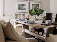 Dining rooms that are as delicious as the meals you could enjoy in them.