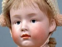 Dolls, Figurines and Piano Babies by Gebruder Heubach