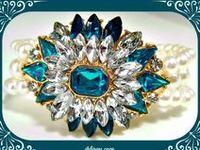 Vintage Rhinestones and jewelry