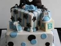 Baby Shower Cakes & Diaper cakes