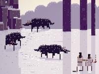 Game Design and Pixel Art