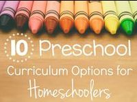 • Homeschool {Tot & Preschool} •