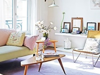 Ideas and inspiration for my home. I love the combination of vintage, second hand furniture and design.