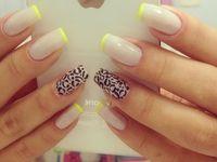 Hair, nails, make-up<3