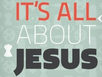 It's ALL about Jesus!!!