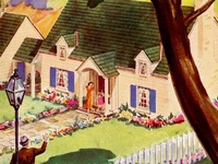 America's suburban dream home  Limit pins to 10 at one time, please.... thank you!