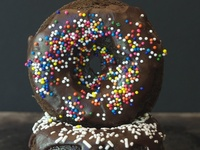 1000+ images about Chocoholicღ Churros/Donuts/Wontons on Pinterest ...