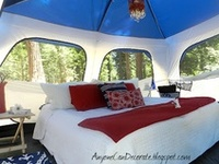 Glam Camping