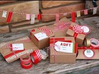 Gifts and Wraping Ideas