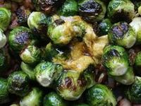 ... & Sides on Pinterest | Brussels sprouts, Bean burger and Thai style