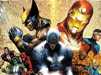 I love all things action, superhero/supervillian and comic book like.