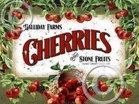 Cherries Everywhere