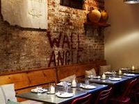 interior bar/restaurant (spatial design)