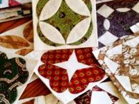 My personal quilt block catalog - love to look at these blocks to get ideas!