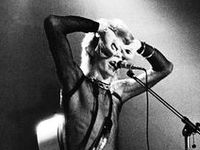 Bowie: fashion icon (mostly 1970's)