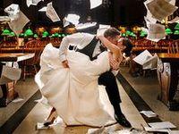 Book Inspired Wedding Ideas