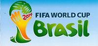 World Cup 2014. Panini Stickers /