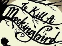 """""""Until I feared I would lose it, I never loved to read. One does not love breathing."""" ― Harper Lee, To Kill a Mockingbird"""
