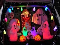 Thrifty Trunk or Treat Decorating Ideas