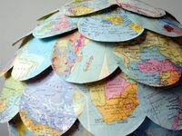 Maps as art!