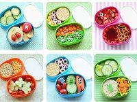 Kids : Creative Lunch Ideas