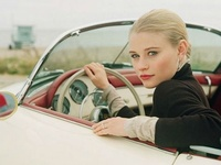 Vintage Cars-a Girl's Point of View