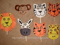 Zoo & Jungle Animals