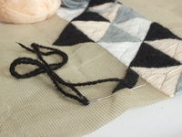 sew - embroider - quilt