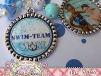 All things swim. #swimmom #chlorinelife