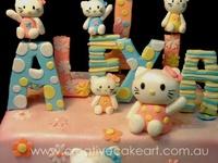 CAKES HELLO KITTY
