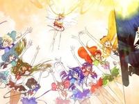 image Sailor moon sailor scouts upskirt bonus chainsaw